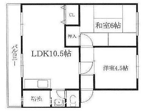 マンション(建物一部)-神戸市須磨区菅の台5丁目 広々とした2LDK