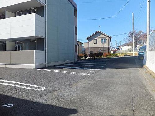 アパート-水戸市新荘2丁目 駐車場
