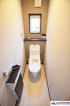 戸建賃貸-仙台市青葉区錦ケ丘1丁目 トイレ