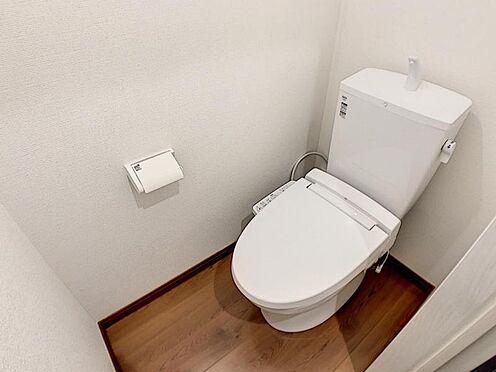戸建賃貸-名古屋市南区星宮町 トイレ(こちらは施工事例となります。)