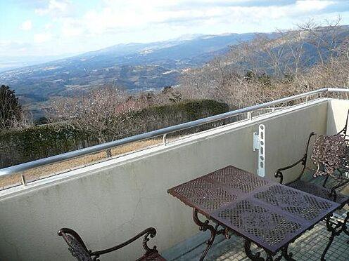 中古マンション-田方郡函南町平井 時間を忘れ雄大な景色に魅了されます。