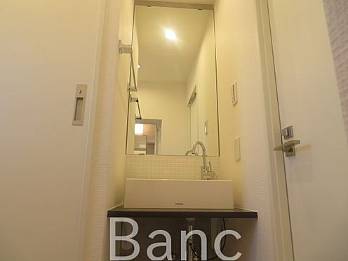 中古マンション-横浜市青葉区美しが丘1丁目 スタイリッシュな洗面化粧台