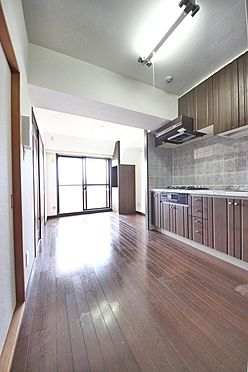 マンション(建物一部)-青梅市河辺町4丁目 約8.5畳のダイニングキッチン