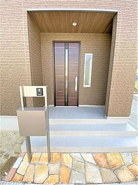 新築一戸建て-多賀城市山王字西町浦 玄関