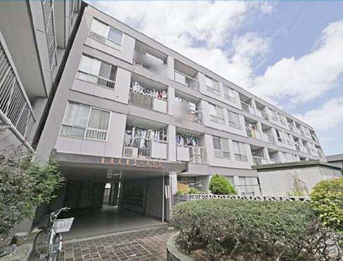 中古マンション-横浜市金沢区洲崎町 外観