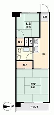 区分マンション-板橋区高島平3丁目 間取り