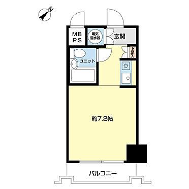 マンション(建物一部)-横浜市中区曙町1丁目 間取り