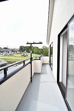 新築一戸建て-仙台市青葉区西勝山 バルコニー