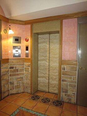 マンション(建物一部)-大阪市中央区常盤町2丁目 防犯性に配慮されたエレベーター