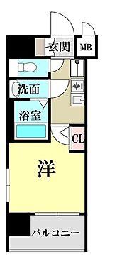 区分マンション-京都市下京区西七条南東野町 3点セパレートで清潔感があります。
