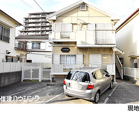 アパート-墨田区立花4丁目 外観