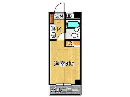 マンション(建物一部)-大阪市生野区林寺2丁目 使いやすいシンプルな1K