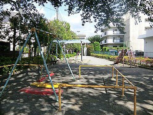 マンション(建物一部)-目黒区三田1丁目 周辺環境:茶屋坂児童遊園