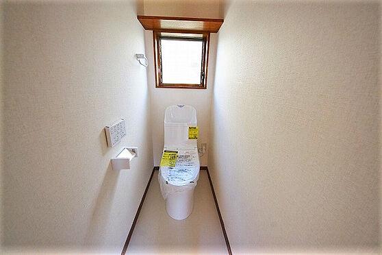 中古一戸建て-名取市植松4丁目 トイレ