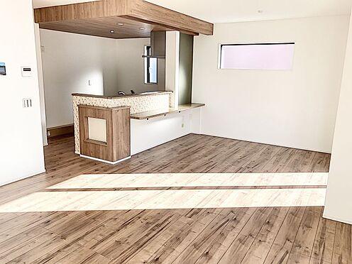 新築一戸建て-福岡市南区桧原2丁目 約19帖のLDKです