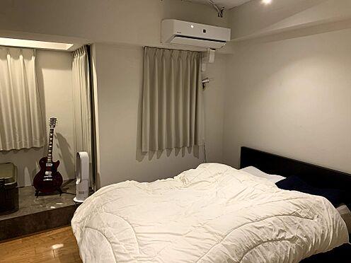 中古マンション-港区元麻布1丁目 寝室 7.2帖 家具等は付属いたしません