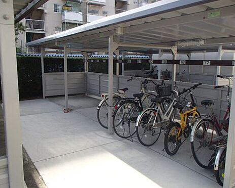 マンション(建物一部)-神戸市西区王塚台4丁目 屋根付きの駐輪場あり