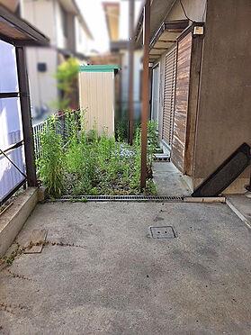 中古一戸建て-長浜市加納町 駐車場