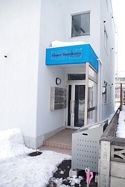 マンション(建物全部)-札幌市南区澄川四条7丁目 エントランス