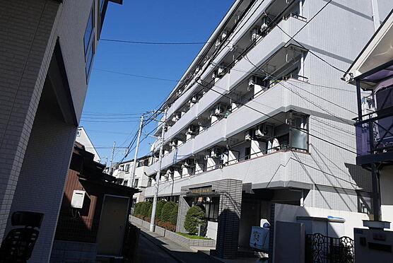 マンション(建物一部)-川崎市多摩区中野島6丁目 タイル貼りの外観