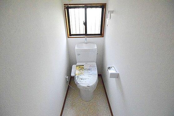 中古一戸建て-八王子市長沼町 トイレ