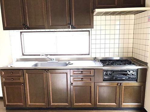中古一戸建て-豊田市五ケ丘7丁目 キッチンです。