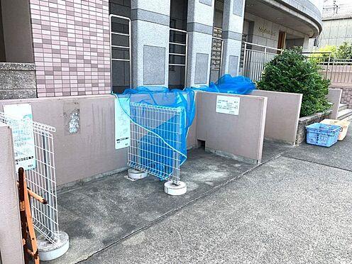 中古マンション-名古屋市港区錦町 ゴミステーションもキレイに保たれてます!