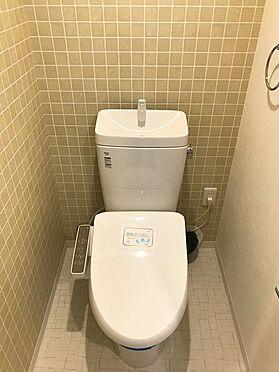 中古マンション-大阪市生野区新今里1丁目 トイレ