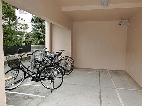 マンション(建物一部)-大田区北馬込1丁目 駐輪場完備