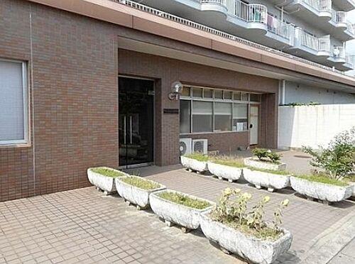 マンション(建物一部)-神戸市東灘区深江南町2丁目 落ち着いた印象のアプローチ
