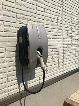 中古一戸建て-豊田市神池町2丁目 電気自動車が充電できます!
