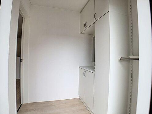 戸建賃貸-名古屋市北区如来町 スッキリとした玄関。気持ちの良い朝は、毎日ここからスタートしていきます♪