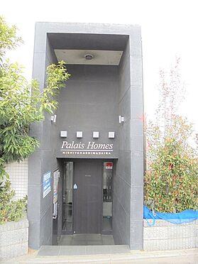 マンション(建物一部)-板橋区三園1丁目 エントランス