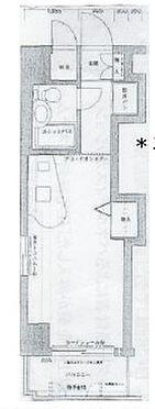 マンション(建物一部)-大阪市城東区蒲生4丁目 間取り
