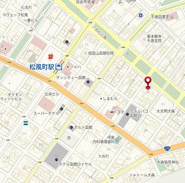 マンション(建物一部)-函館市大森町 その他