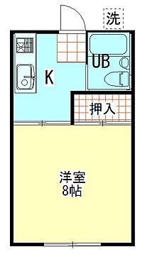 アパート-邑楽郡大泉町大字吉田 間取り