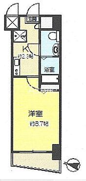 マンション(建物一部)-練馬区石神井台7丁目 間取り