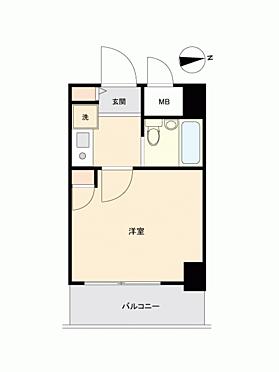 マンション(建物一部)-大田区大森北6丁目 間取り