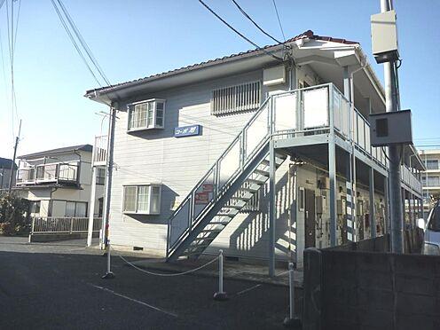 アパート-横浜市金沢区六浦1丁目 外観