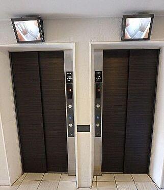マンション(建物一部)-大阪市淀川区十三東1丁目 防犯カメラ付きエレベーター複数基あり