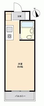 マンション(建物一部)-浜松市北区初生町 間取り