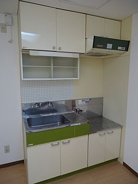 マンション(建物一部)-札幌市豊平区平岸二条18丁目 キッチン