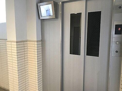 マンション(建物一部)-神戸市北区日の峰5丁目 防犯に配慮したエレベーター