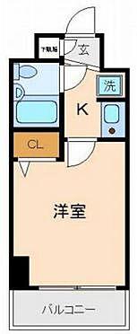 マンション(建物一部)-横浜市保土ケ谷区桜ケ丘1丁目 間取り