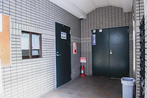 店舗事務所(建物一部)-渋谷区幡ヶ谷3丁目 エントランス