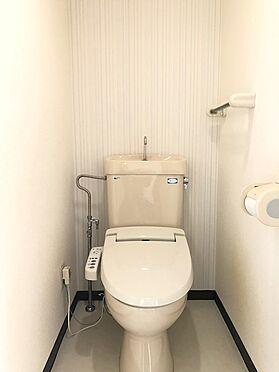 中古マンション-狭山市富士見1丁目 トイレ