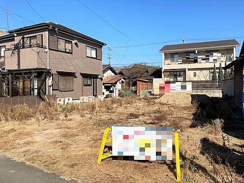 新築一戸建て-東海市名和町北本郷 現地(2021年1月撮影)