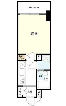 マンション(建物一部)-京都市中京区壬生森前町 使い勝手の良い間取り