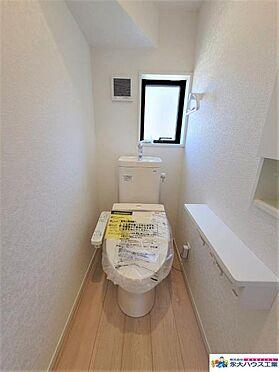 戸建賃貸-仙台市太白区袋原1丁目 トイレ