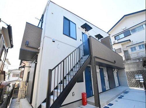 アパート-横浜市南区大岡1丁目 シンセイレジデンス大岡 ライズプランニング